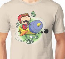 Saving the Princess from Exploding Turtles Unisex T-Shirt