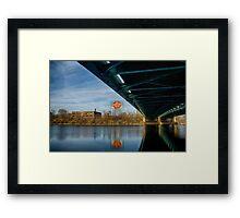 Minneapolis 34 Framed Print