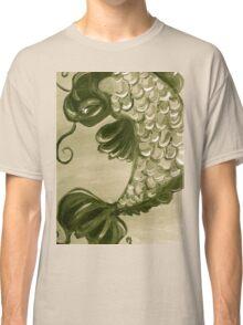 lucky fish (sepia) Classic T-Shirt