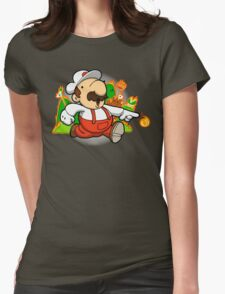 Fire plumber! Womens Fitted T-Shirt
