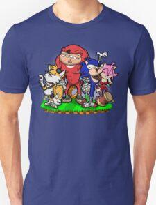 Sanic Bam! Unisex T-Shirt