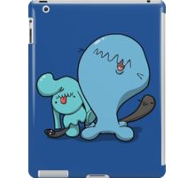 Number 202 and 360 iPad Case/Skin