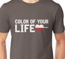 Michał Szpak - Color of Your Life Unisex T-Shirt