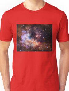 Deep Space Nebula Galaxy Unisex T-Shirt