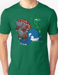 Number 382, 383 & 384! Unisex T-Shirt