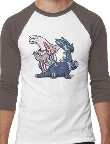 Number 483 & 484 Men's Baseball ¾ T-Shirt