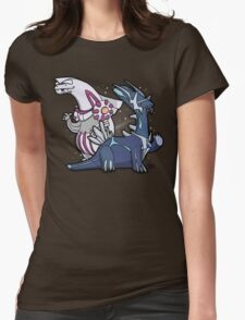 Number 483 & 484 Womens Fitted T-Shirt