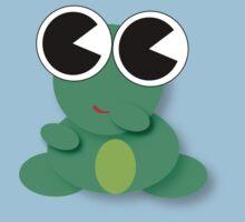 Frogger Baby Tee