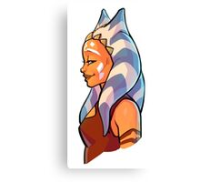 TCW In Happier Times - Snips Canvas Print