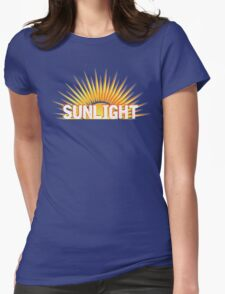 Nicky Byrne - Sunlight Womens Fitted T-Shirt