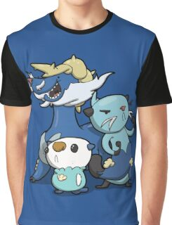 Number 501, 502 & 503! Graphic T-Shirt