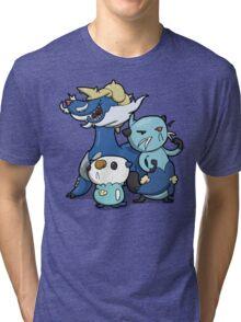 Number 501, 502 & 503! Tri-blend T-Shirt