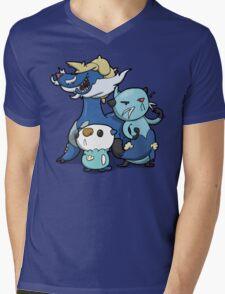 Number 501, 502 & 503! Mens V-Neck T-Shirt