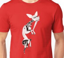 Momo as Inugami Unisex T-Shirt