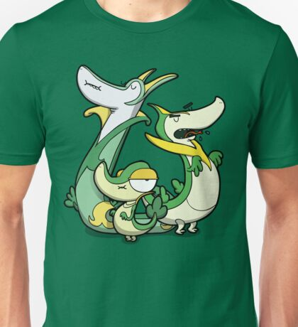 Number 495, 496 & 497! Unisex T-Shirt