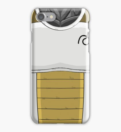 Vegeta New Torso Shirt iPhone Case/Skin