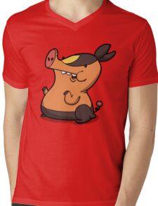 Number 498! Mens V-Neck T-Shirt