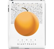 James & The Giant Peach  iPad Case/Skin