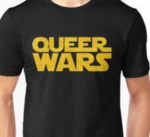 Queer Wars LGBT Parody  Unisex T-Shirt