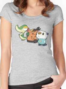 Number 495, 498 & 501! Women's Fitted Scoop T-Shirt