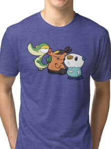 Number 495, 498 & 501! Tri-blend T-Shirt
