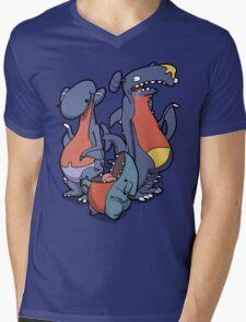 Torpedo Sharks! Mens V-Neck T-Shirt