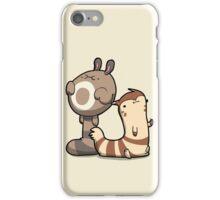Furry Ferrets iPhone Case/Skin