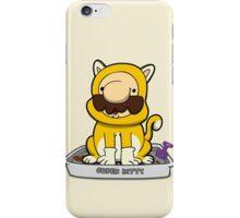 Super Meowrio! iPhone Case/Skin