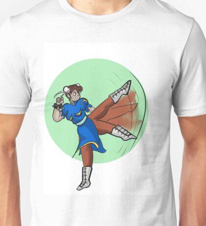 Street Fighter- Chun Li Unisex T-Shirt