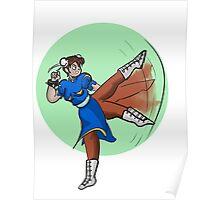 Street Fighter- Chun Li Poster