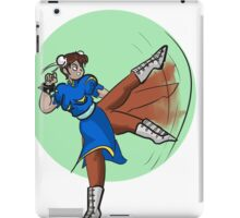 Street Fighter- Chun Li iPad Case/Skin