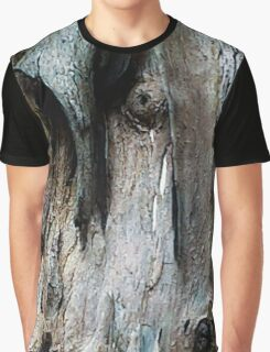 Bark abstract patterns. Graphic T-Shirt