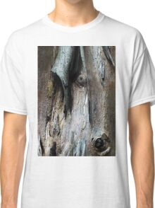 Bark abstract patterns. Classic T-Shirt
