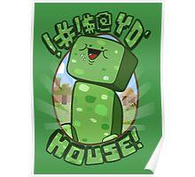 #!@$! yo' house! (Censored) Poster