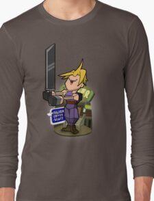Low poly hero Long Sleeve T-Shirt