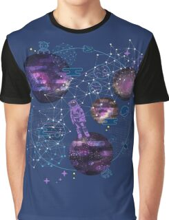 Astronaut Lost in Space Graphic T-Shirt