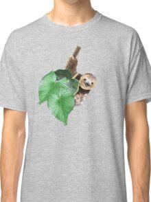 Jungle sloth Classic T-Shirt