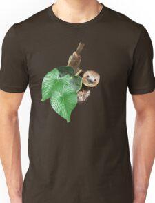 Jungle sloth Unisex T-Shirt