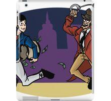 Lupin III- lupin and zenigata iPad Case/Skin