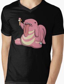 Number 108 Mens V-Neck T-Shirt