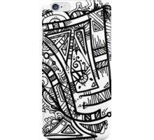 TikiOgre Abstract Zen Design iPhone Case/Skin