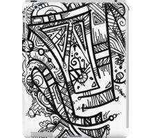 TikiOgre Abstract Zen Design iPad Case/Skin