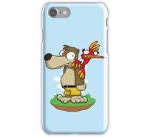 Banjer & Kazooper! iPhone Case/Skin