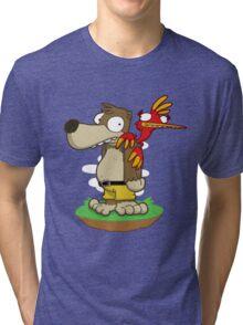 Banjer & Kazooper! Tri-blend T-Shirt