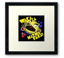 Waka Waka... Framed Print