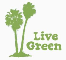 Live Green One Piece - Short Sleeve
