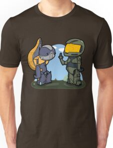 Poor missunderstood grunt... Unisex T-Shirt