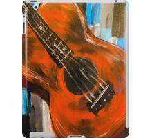 guitar (warm) iPad Case/Skin