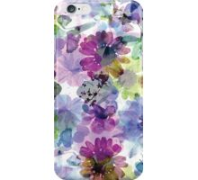 Colourful Digital Flower Abstract iPhone Case/Skin