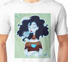 La Dama Azul Unisex T-Shirt